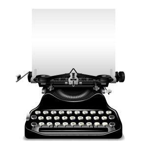 bigstockphoto_Old_Typewriter_5127835