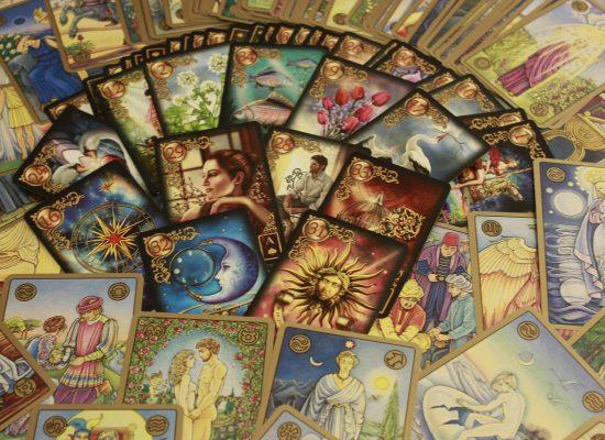 Tarot Conscious Evolution